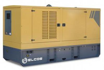 Дизельный генератор Elcos GE.VO3A.165/150.SS