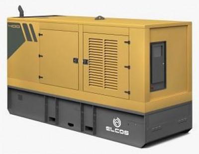 Дизельный генератор Elcos GE.VO3A.450/410.SS