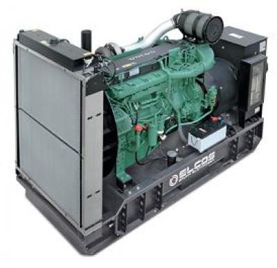 Дизельный генератор Elcos GE.VO3A.540/460.BF