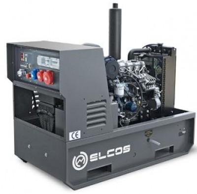 Дизельный генератор Elcos GE.YA.011/010.BF