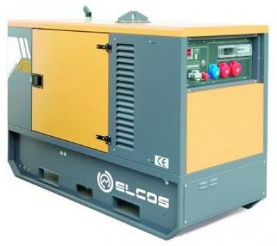 Дизельный генератор Elcos GE.YA.022/020.SS