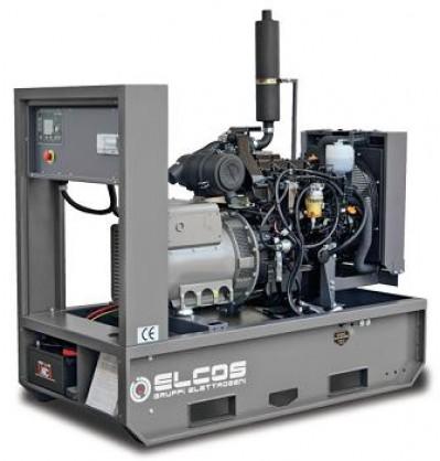 Дизельный генератор Elcos GE.YA.037/033.BF