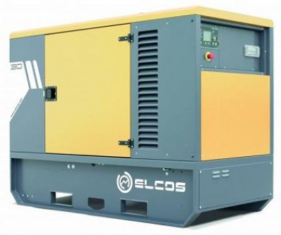 Дизельный генератор Elcos GE.YA.047/044.SS