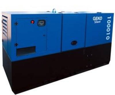 Дизельный генератор Geko 100010 ED-S/DEDA SS с АВР