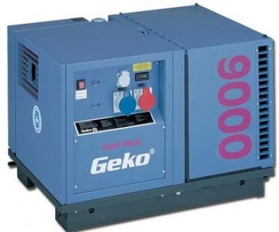 Бензиновый генератор Geko 9000 ED-AA/SEBA SS BLC