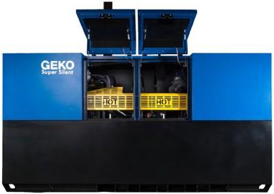 Дизельный генератор Geko 350010 ED-S/VEDA SS с АВР