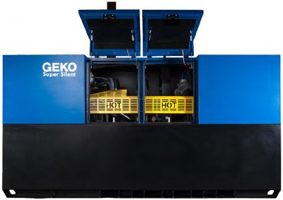 Дизельный генератор Geko 570010 ED-S/VEDA SS с АВР