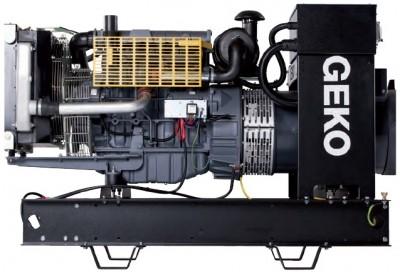 Дизельный генератор Geko 350010 ED-S/VEDA с АВР