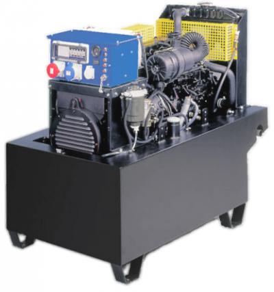 Дизельный генератор Geko 11014 E-S/MEDA с АВР