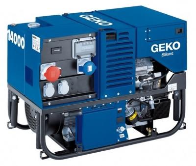 Бензиновый генератор Geko 14000 ED-S/SEBA S