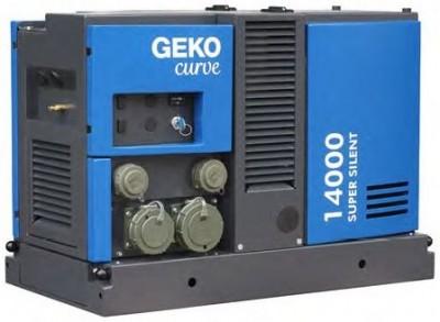Бензиновый генератор Geko 14000 ED-S/SEBA SS