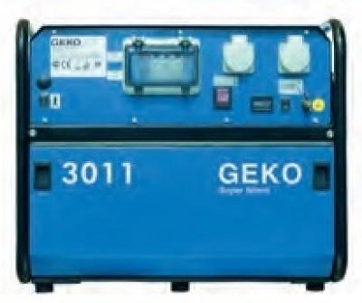 Бензиновый генератор Geko 3011 E-AA/HEBA SS