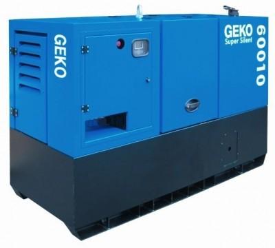 Дизельный генератор Geko 60014 ED-S/DEDA SS с АВР