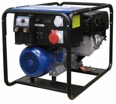 Сварочный генератор Geko 6410 EDW-A/HEBA