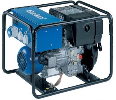Дизельный генератор Geko 7801 ED-AA/ZEDA BLC