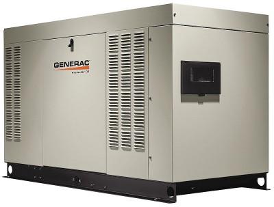 Газовый генератор Generac RG 027