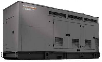 Газовый генератор Generac CG 250 с АВР