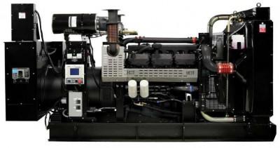 Газовый генератор Generac SG 400 открытый