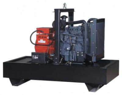 Дизельный генератор Gesan DPA 110 E с АВР