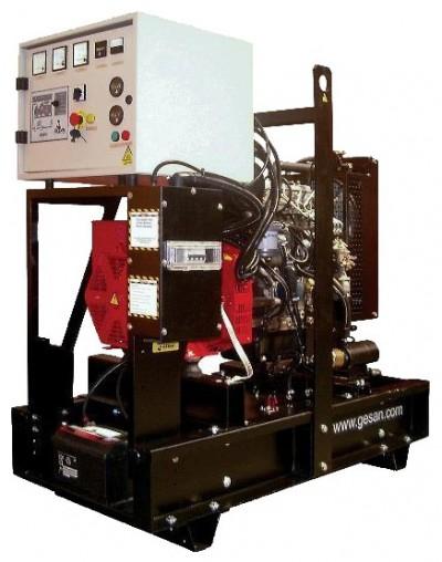 Дизельный генератор Gesan DPA 25 E MF