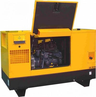 Дизельный генератор Gesan DPAS 10 E