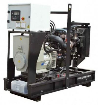 Дизельный генератор Gesan DPB 45 E