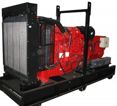 Дизельный генератор Gesan DVA 140E