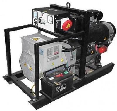 Дизельный генератор Gesan L 10 электростартер
