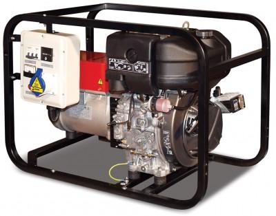 Дизельный генератор Gesan L 10 MF электростартер