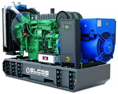 Дизельный генератор Elcos GE.VO.450/410.BF
