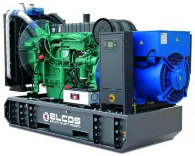Дизельный генератор Elcos GE.MT.440/400.BF с АВР