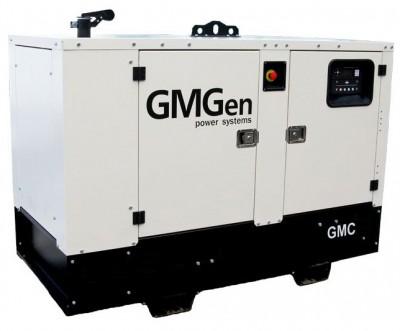 Дизельный генератор GMGen GMC28 в кожухе с АВР