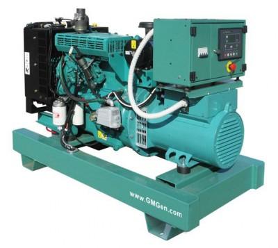 Дизельный генератор GMGen GMC33 с АВР