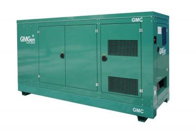 Дизельный генератор GMGen GMC330 в кожухе