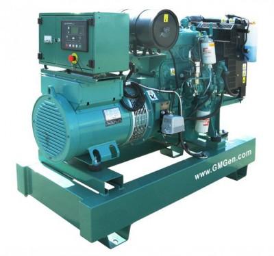 Дизельный генератор GMGen GMC44 с АВР
