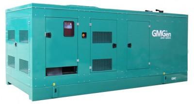 Дизельный генератор GMGen GMC700 в кожухе