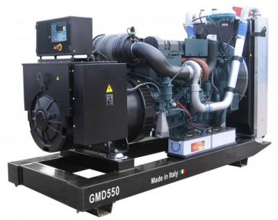 Дизельный генератор GMGen GMD550 с АВР