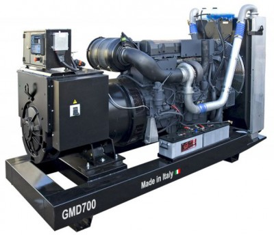 Дизельный генератор GMGen GMD700