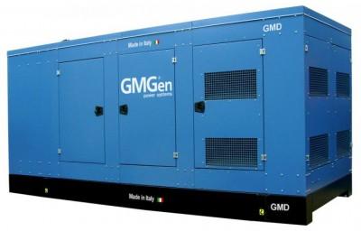 Дизельный генератор GMGen GMD300 в кожухе