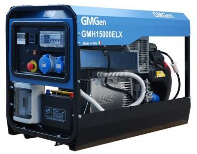 Бензиновый генератор GMGen GMH15000ELX
