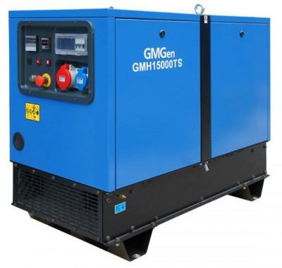 Бензиновый генератор GMGen GMH15000TS