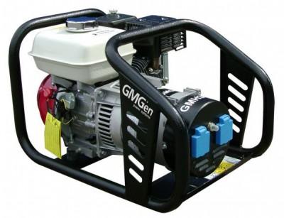 Бензиновый генератор GMGen GMH3500