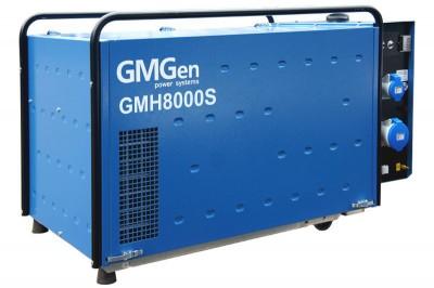 Бензиновый генератор GMGen GMH8000S