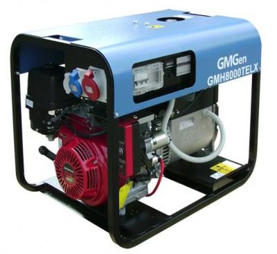 Бензиновый генератор GMGen GMH8000TELX
