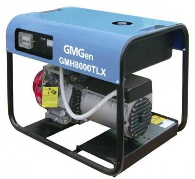 Бензиновый генератор GMGen GMH8000TLX