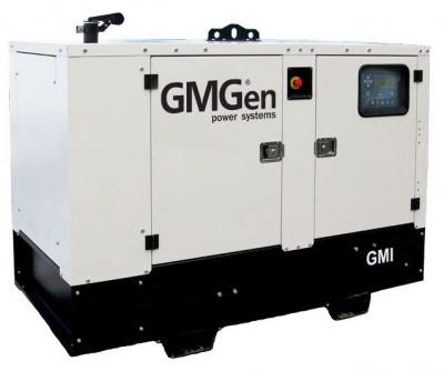 Дизельный генератор GMGen GMI130 в кожухе