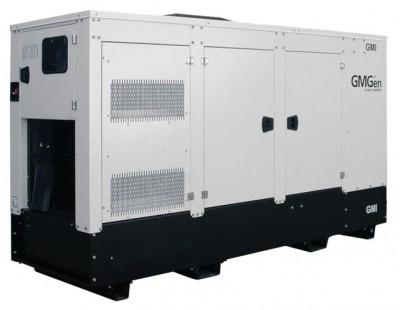 Дизельный генератор GMGen GMI140 в кожухе с АВР