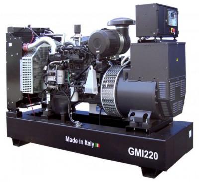Дизельный генератор GMGen GMI220