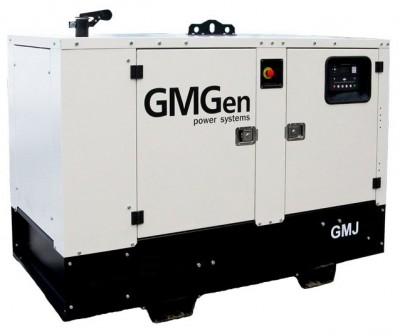 Дизельный генератор GMGen GMJ44 в кожухе
