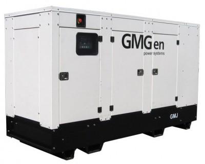 Дизельный генератор GMGen GMJ165 в кожухе
